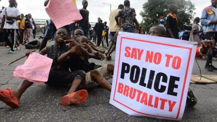 Nigeria SARS Demo