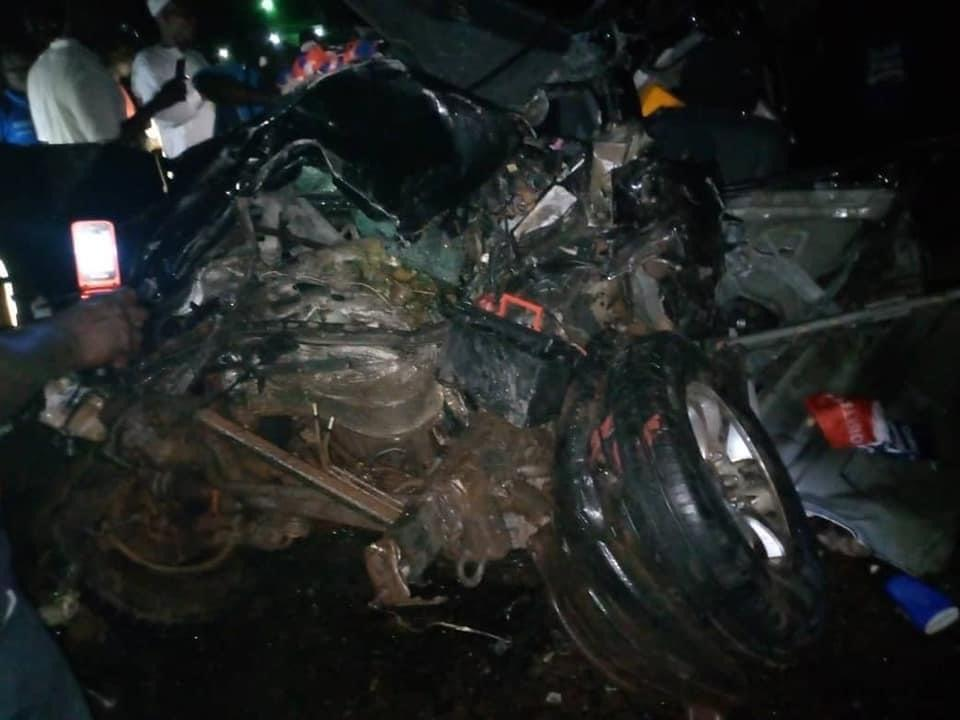Abu Kamara accident
