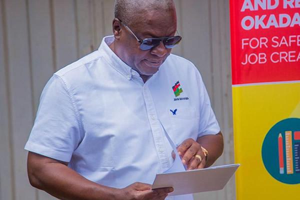 John Mahama Healthcare