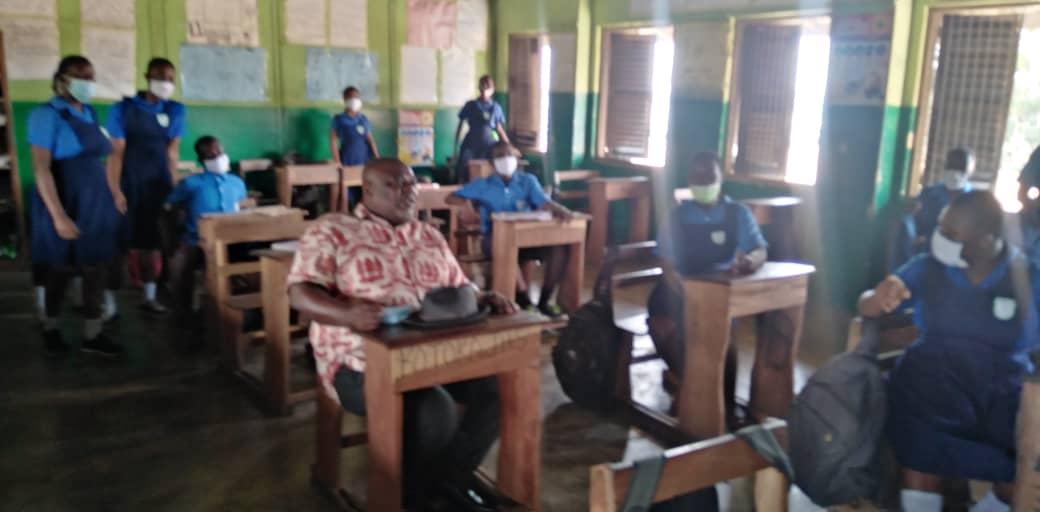 Kotoka School ICT lab