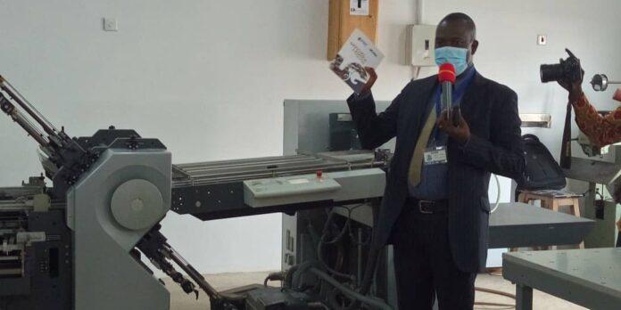 University of Ghana printing press