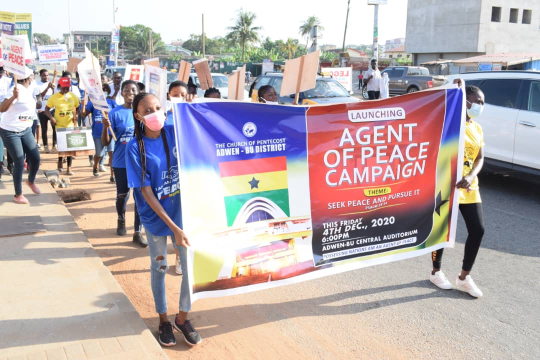 Church of Pentecost rallies Ghanaians for peaceful elections [Photos] 2
