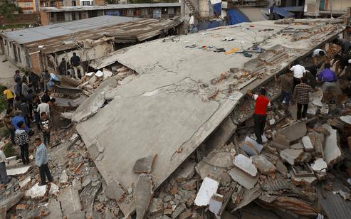 Earthquake in Ghana