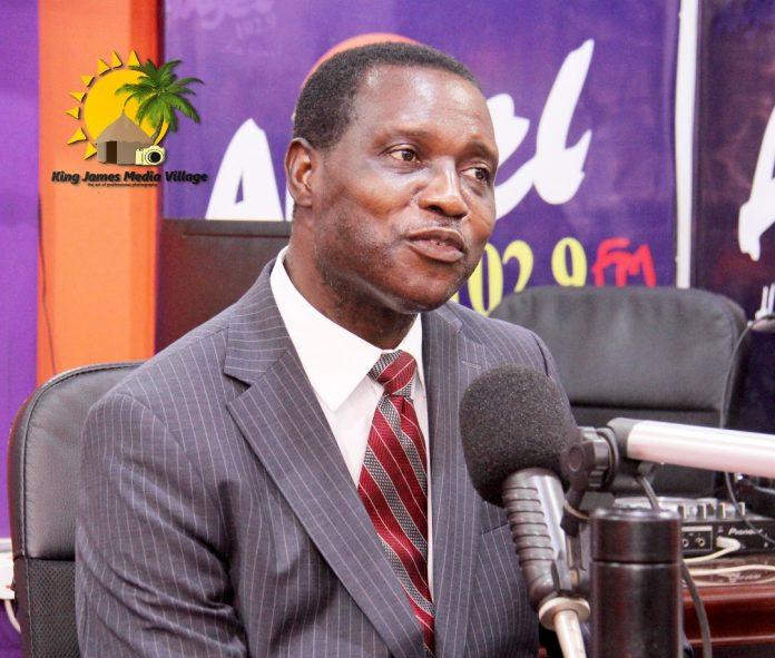 Education Minister, Dr. Yaw Osei Adutwum