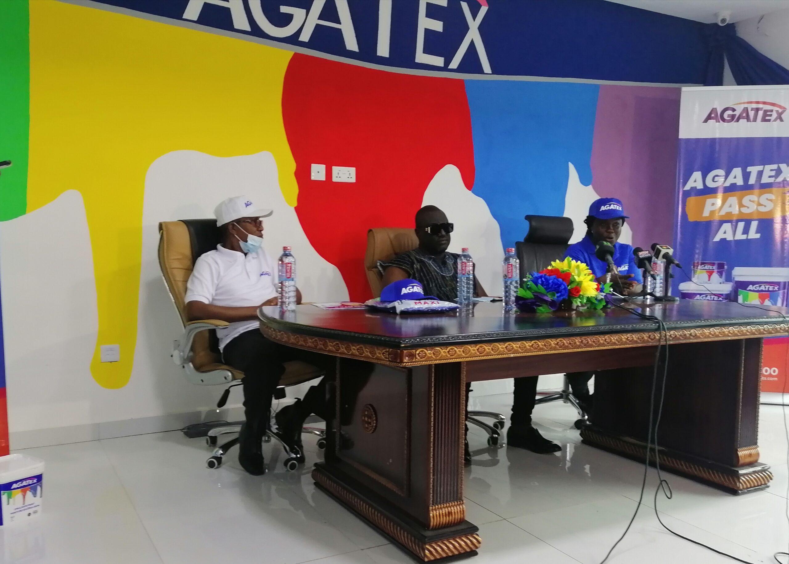 Agatex paints
