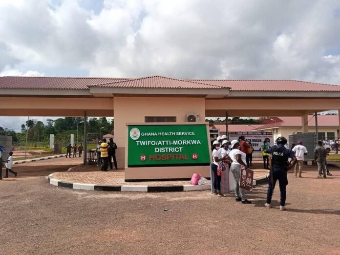 Twifo Atti-Morkwa District Hospital